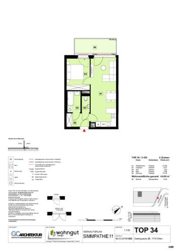 1_Verkaufsplan der Wohnung TOP 34_NBB