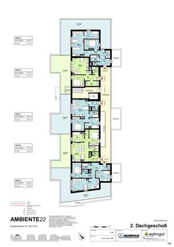 2_Geschoßplan Wohnungen Z28_2.DG_VBB