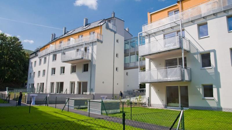 Purkersdorf, Anton Wenzel Prager-Gasse 7-9