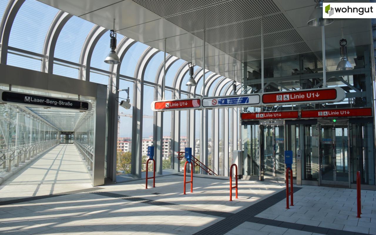 U1 Station Oberlaa
