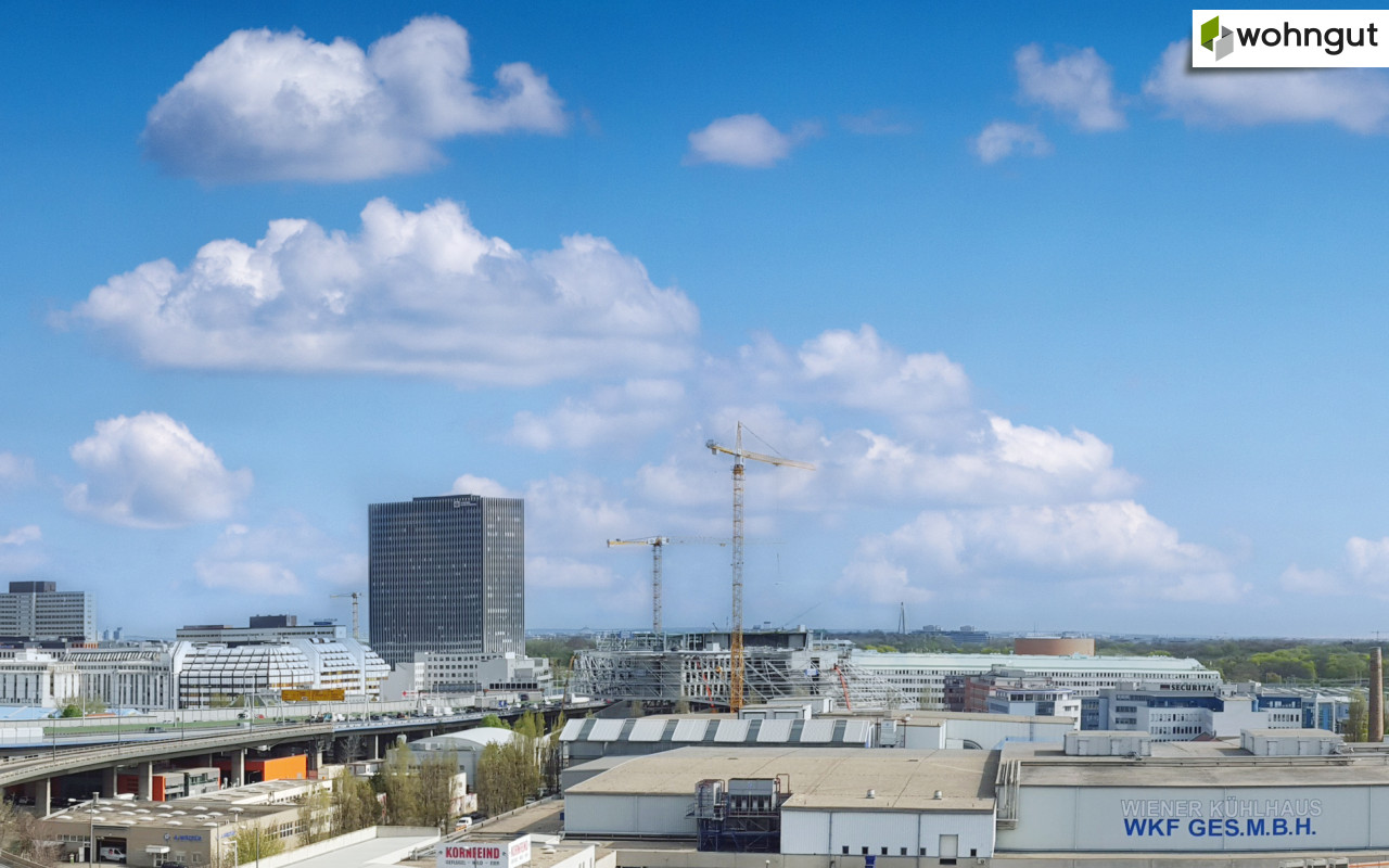 Panorama Ausblick West-Nord-Ost